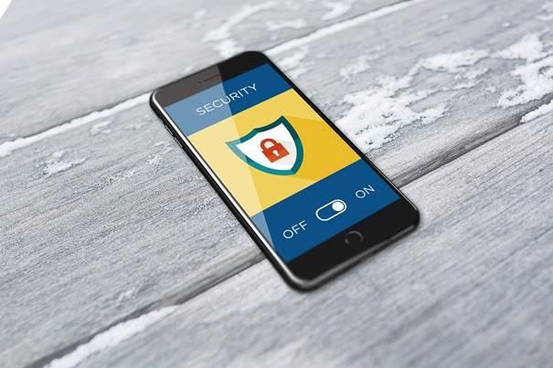 beveiliging smartphone
